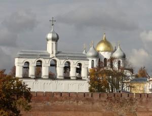 Великий Новгород, осень 2012 г.