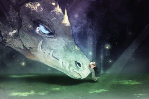 "Королева Влада ""Заведи почтового дракона..."""