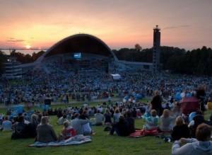 Певческое поле, Таллин, лето 2013