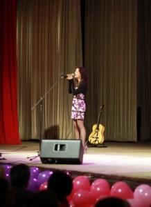ДК им. И.И.Газа, концерт Натальи Варлей