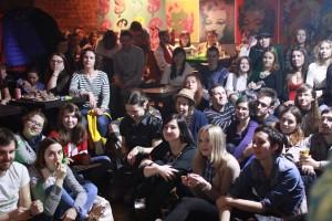 8 марта, Большой поэтический концерт в Andy Bar