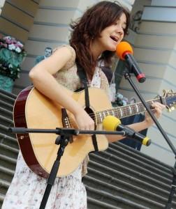 Дарья Гурина, лето 2014 г.
