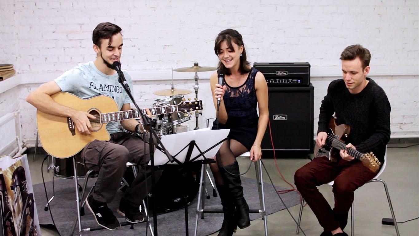 Factory Music School, Ткачи, СПб 2016 г.